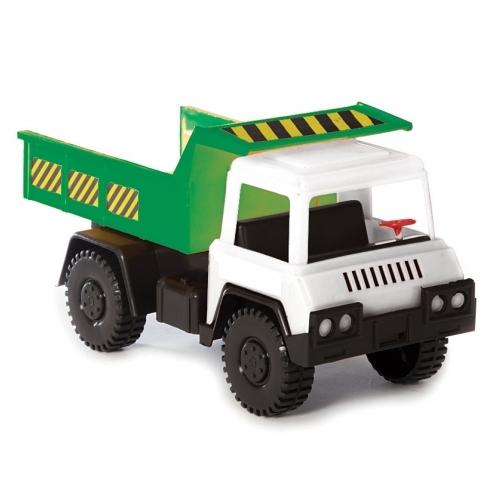 Camión volcador