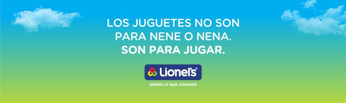 Lionel's - Somos lo que jugamos