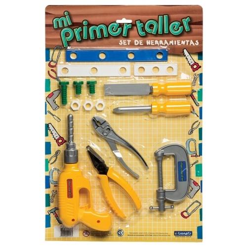 Blíster de herramientas