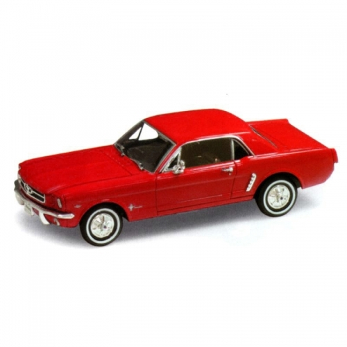 Ford Mustang Coupé 1964 (1:24)