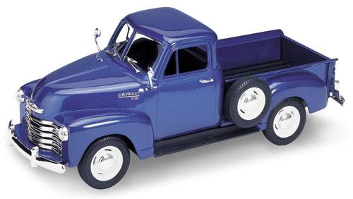 Chevrolet pick up 1953 (1:24)