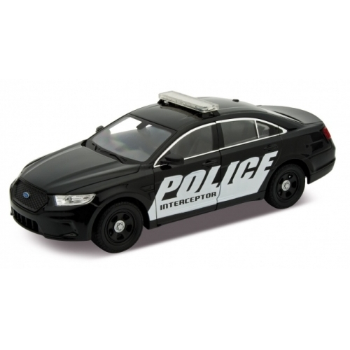 Ford Police Interceptor (1:24)