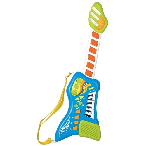 Guitarra con sonidos