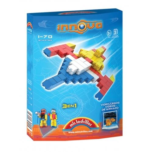 Innova - Naves/Robot (70 piezas)