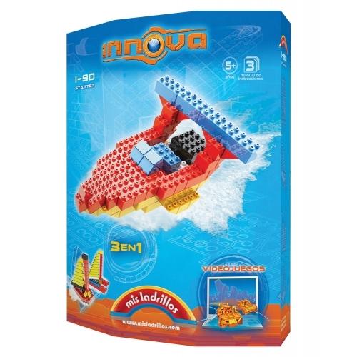 Innova - Barcos (90 piezas)