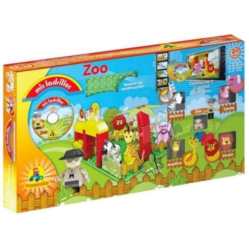 Preescolar -  Zoo (45 piezas)