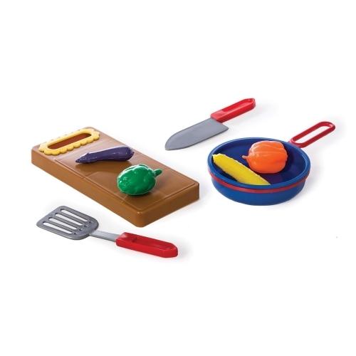 Accesorios de cocina y verduras