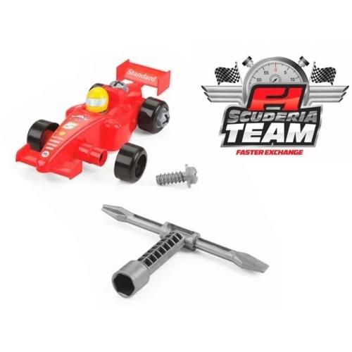 F1 parada de boxes