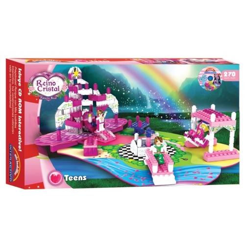 Teens - Reino de Cristal - Palacio Real (270 piezas)