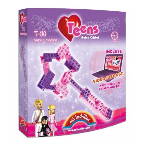 Teens - Varita Mágica (30 piezas)