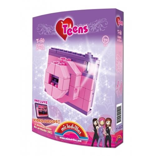 Teens - Cámara de fotos (60 piezas)