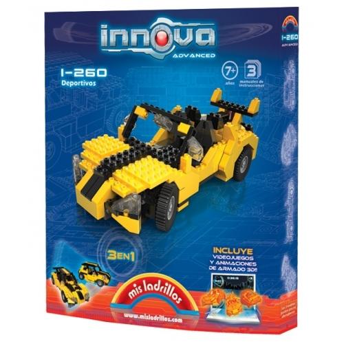 Innova - Auto deportivo / convertible (260 piezas)
